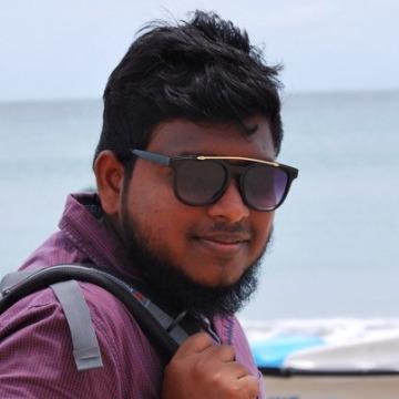 Akmel Jahan, 24, Colombo, Sri Lanka