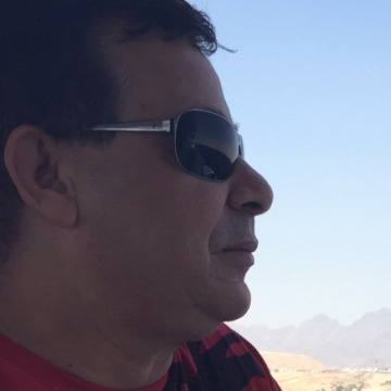 Abo Al Fadl Haridy, 54, Alexandria, Egypt