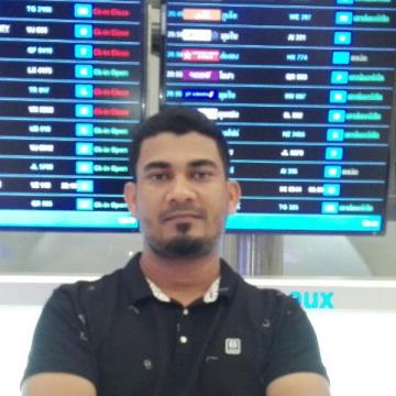 Mohammed Aashique, 37, Colombo, Sri Lanka
