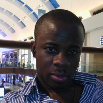 Darlington Erondu, 32, Dubai, United Arab Emirates