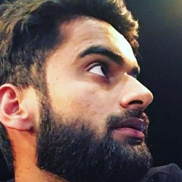 Mayank Sharma, 26, Roorkee, India