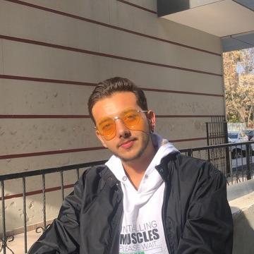 Deniz Gökay, 25, Mersin, Turkey