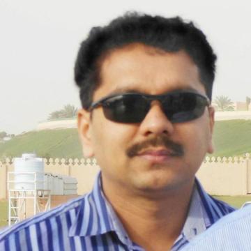 Shoukath Mansoor, 38, Dubai, United Arab Emirates