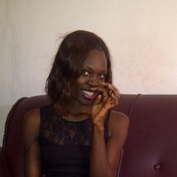 akareut, 28, Kampala, Uganda
