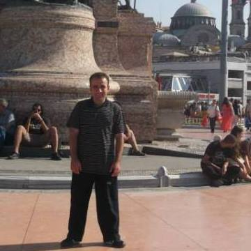 Ali Mete, 34, Istanbul, Turkey