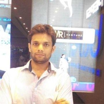 raman gupta, 31, Mumbai, India
