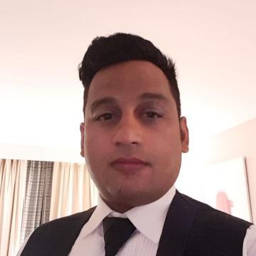 Amrit Garg, 33, New Delhi, India