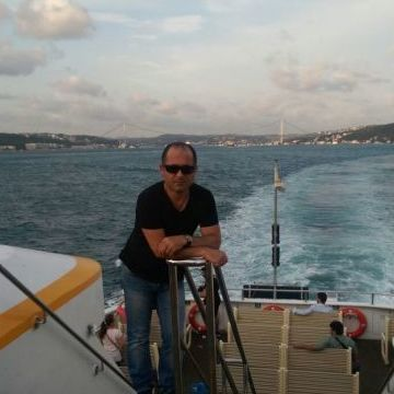 Emre Sansi, 45, Istanbul, Turkey