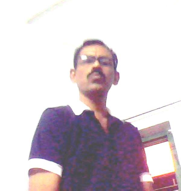 Tapas Kumar Dey, 50, Calcutta, India