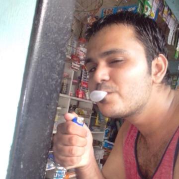 Anuj, 29, Coimbatore, India