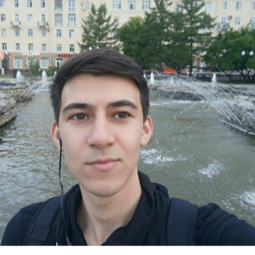 Ризван, 23, Moscow, Russian Federation