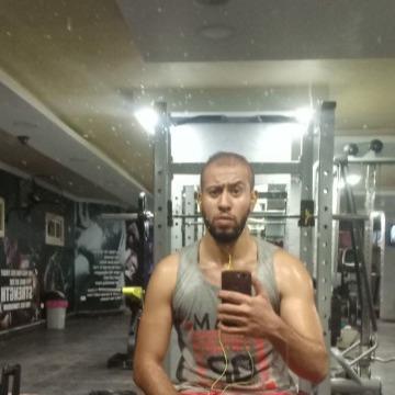 Mohamed Mahmoud Soliman, 26, Cairo, Egypt