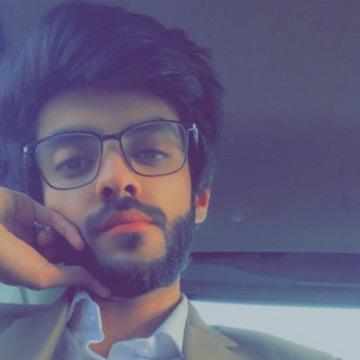 Miqdad Mustafa, 23, Lahore, Pakistan