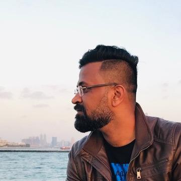 Paresh Jain, 31, Dubai, United Arab Emirates