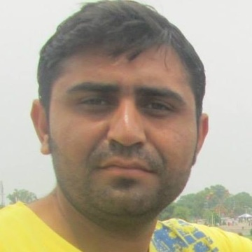 Amjad Farooq Khosa, 30, Multan, Pakistan