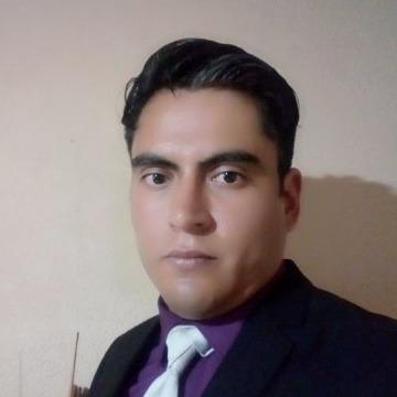 Carlos Hernández, 31, San Luis Potosi, Mexico