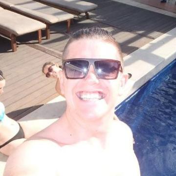 Chris Berranger, 36, Abu Dhabi, United Arab Emirates