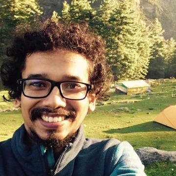 Praveen Pandey, 28, New Delhi, India