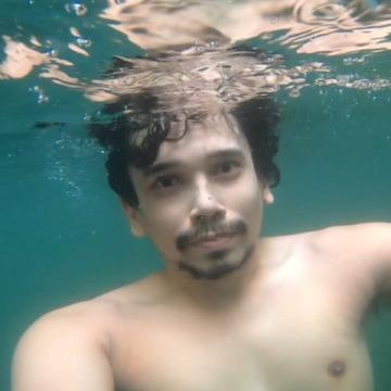 Praveen Pandey, 30, New Delhi, India