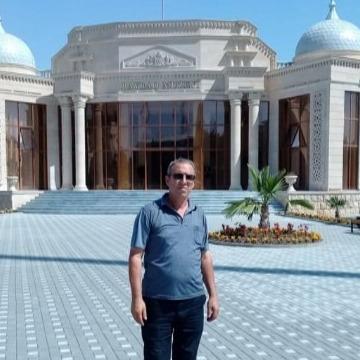 Arif  Mirzaliev, 43, Baku, Azerbaijan