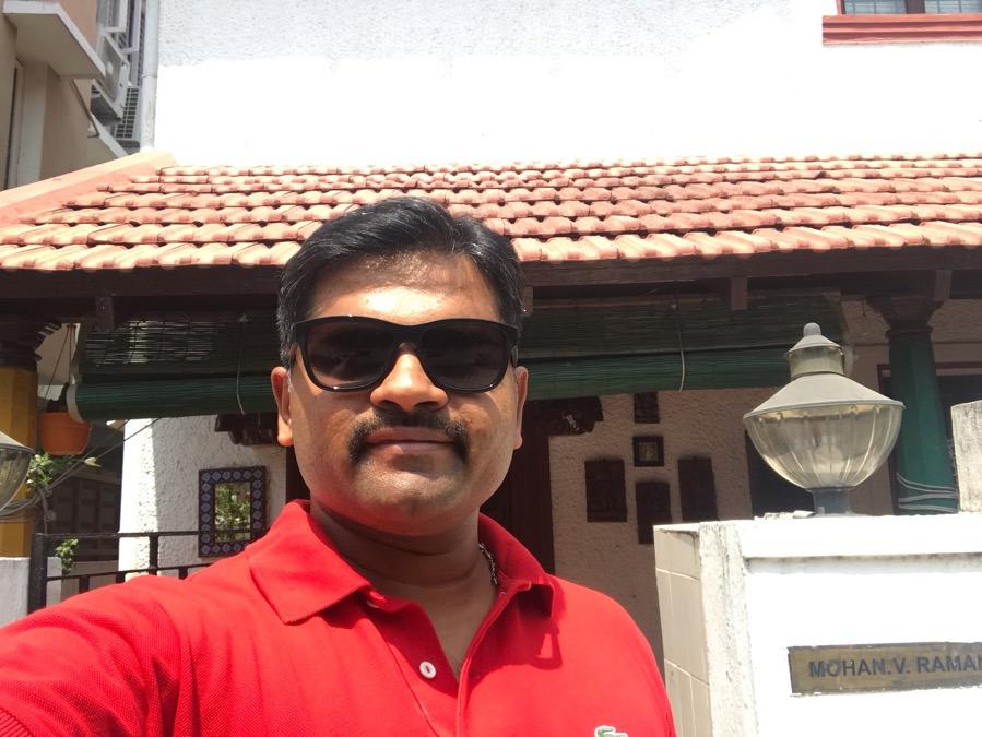 Vikram, 41, Chennai, India