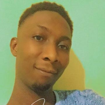 Brito, 29, Abidjan, Cote D'Ivoire