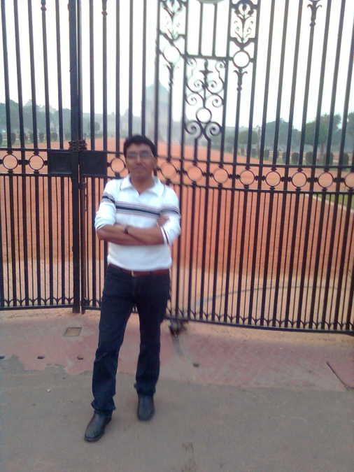 Ramesh Solanki, 46, Ahmedabad, India