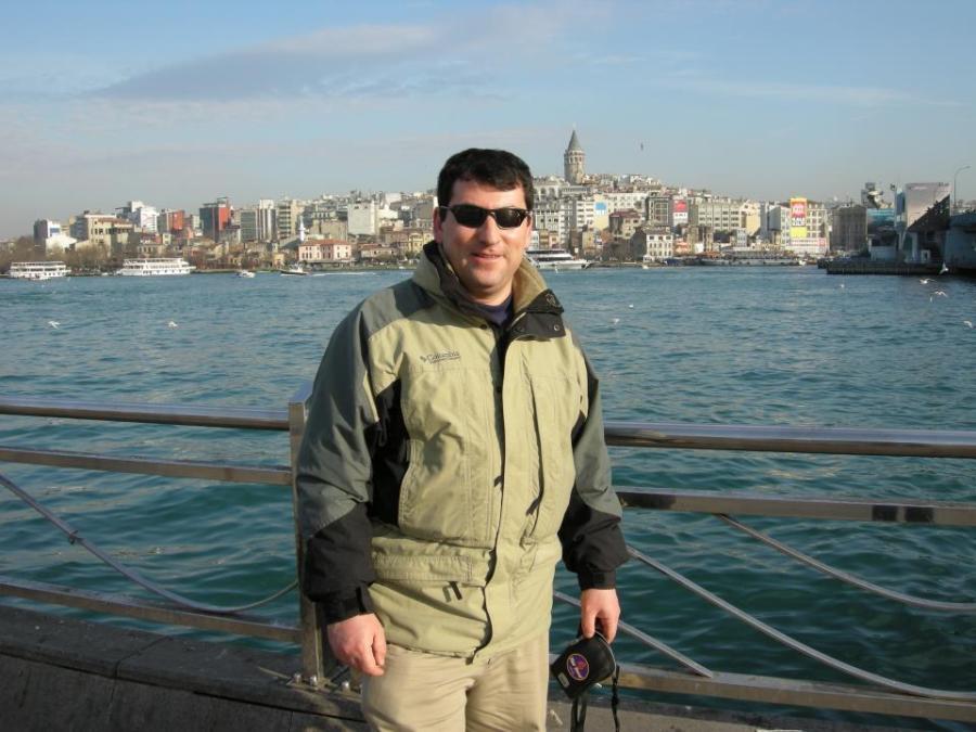 Sergo, 49, Tel Aviv, Israel