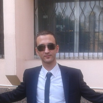 rami Subhi, 34, Sharjah, United Arab Emirates