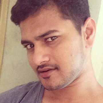 Mohan Reddy Bhimavarapu, 30, Hyderabad, India