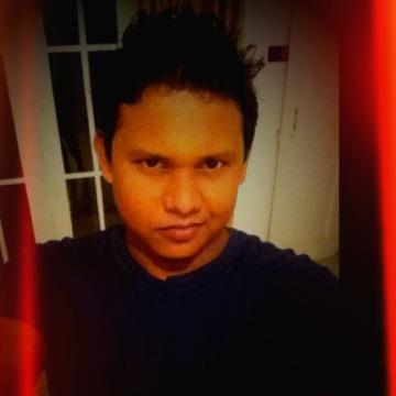Kane Rock, 41, Colombo, Sri Lanka
