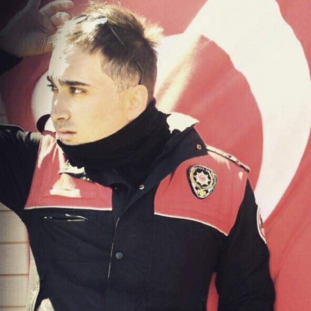 Alican Karabulut, 33, Istanbul, Turkey