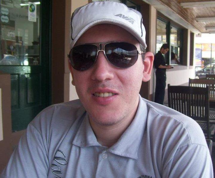 Juan Pablo Lamusta, 39, Buenos Aires, Argentina