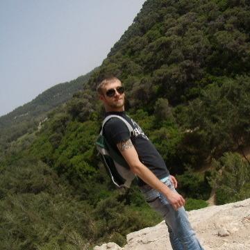 Karlson, 37, Haifa, Israel