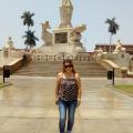 Deysi Mariluz, 34, Miraflores, Peru