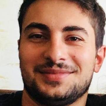Giorgi Khatidze, 26, Tbilisi, Georgia