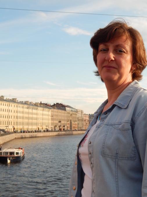 Anna Andropova, 50, Volgograd, Russian Federation
