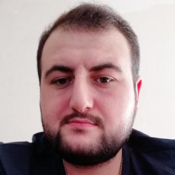 davit, 28, Rustavi, Georgia
