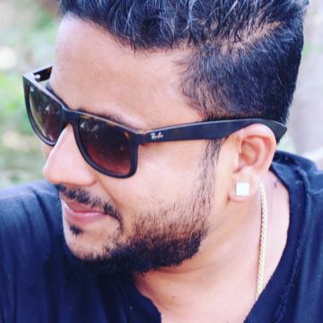 Harshad Gosar, 33, Mumbai, India
