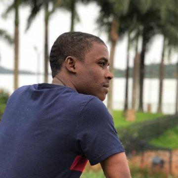 Ibrahim Khalil, 31, Kampala, Uganda