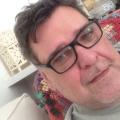 Buga Hildebrand, 56, Sao Paulo, Brazil