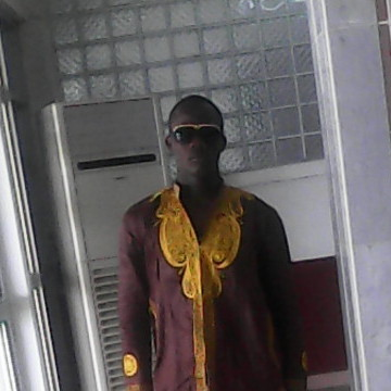 Hassan Tarawalie, 29, Freetown, Sierra Leone