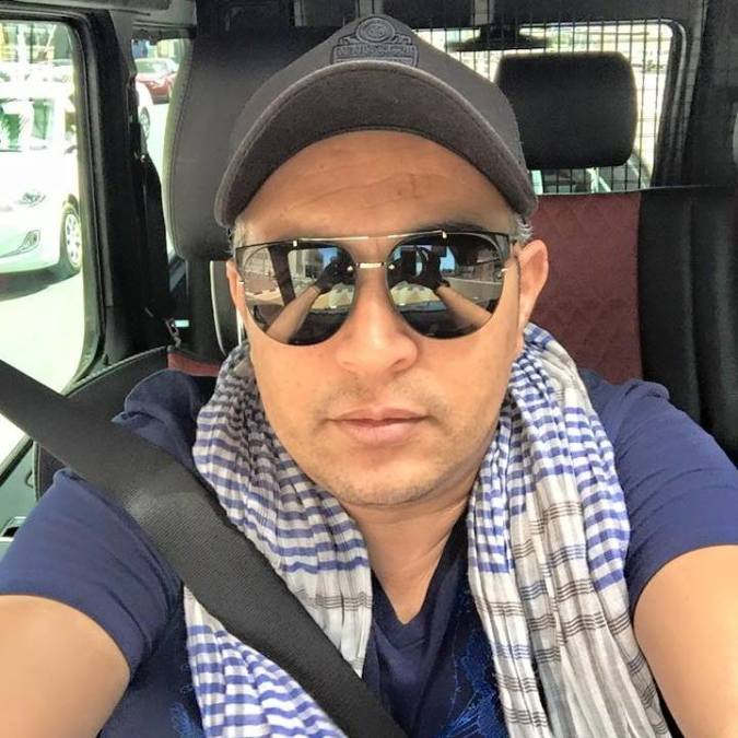 sofiane, 42, Dubai, United Arab Emirates