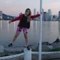 Cris Burkner, 36, Ponta Grossa, Brazil