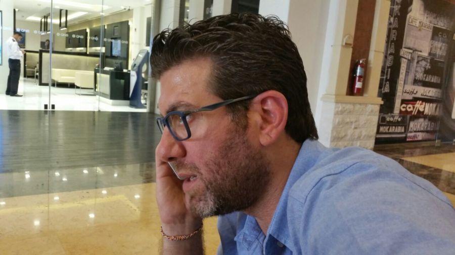 Raffi Tavoukadjian, 41, Dubai, United Arab Emirates