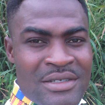 Kwaku Blak, 29, Accra, Ghana