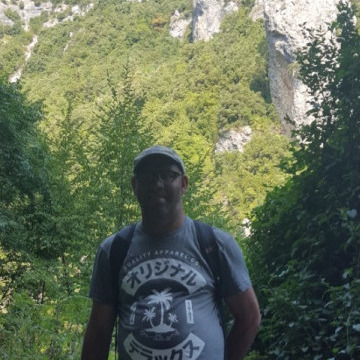 Nabil, 48, Algiers, Algeria