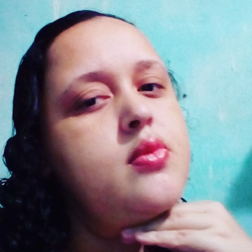 Karina Silva, 34, Recife, Brazil