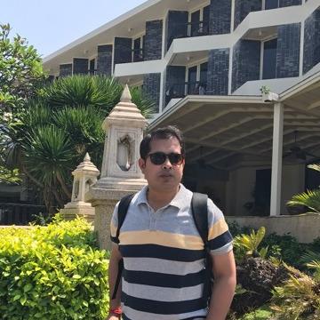 Suman Das, 34, Kolkata, India