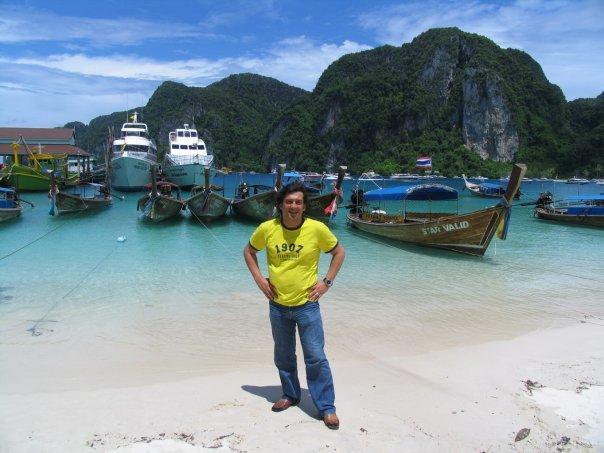 Appolon Appolon, 44, Bangkok, Thailand
